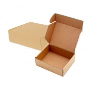PB1 Single Wall Plain Postal Box