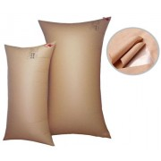 Kraft Paper Dunnage Air Bag -2 Ply Standard Medium MegaFlow Valve Size:1000 x 2200mm