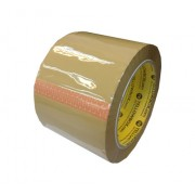 "YB General 3"" OPP Tape Brown 45mic x 72mm x 90m"