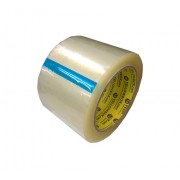 "YB General 3"" OPP Tape Clear 45mic x 72mm x 90m"