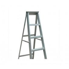 INTAN Single Sided Heavy Duty Aluminium Step Ladders