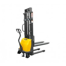 CDD15B-III 1.5T x 3.0M Adjustable Forks Semi-Electric Stacker