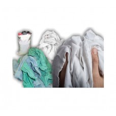 Cotton Rag Unsewn - Mix Color 20kg / Bag