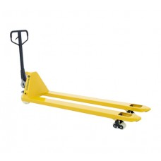 WH30-II 3 Ton Extra Long Fork Hand Pallet Truck - Wide Fork