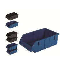 FTR 1688 Heavy Duty Tool Stacking Bin Size: 300 W x 490 D x 173mm H