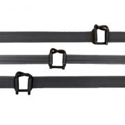 GW105KR8 - Black Polyester Composite Corded Strap 1500daN