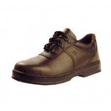 K2 TE2002K Brown Grain Leather Laced Safety Shoes