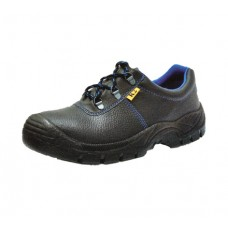 K2 TV300 Black Grain Leather Laced Safety Shoes