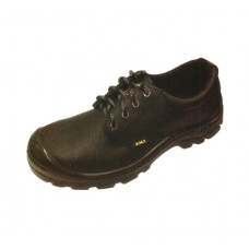 KM2 KM231 PU Safety Shoes Low Cut PU (Black)