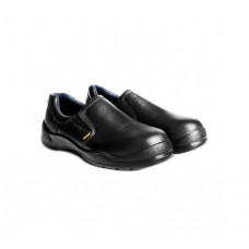 NITTI 21981 Safety Shoes Low Cut Slip-On (black)