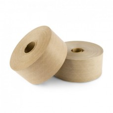 Plain Reinforced Paper Gummed Tape 72mm x 137m With Core