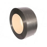 Fully Auto PP Strapping Band Size: 15mm x 0.63mm x 2000m - Black