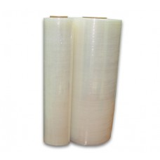 Hand Roll Stretch Film 12mic x 500mm x 2.2kg 200g Core (6 rolls per carton)