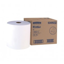 WYPALL X60 White Jumbo Roll Wipers Sheets Size:31 x 34.5cm