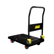 JAP150 Elegant Black Series Hand Trolley, Load Capacity 150kg