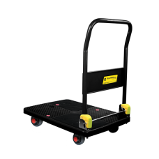 JAP300 Elegant Black Series Hand Trolley, Load Capacity 300kg