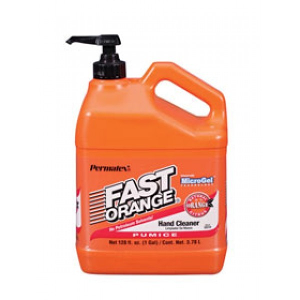 Permatex Fast Orange Fine Pumice Lotion Hand Cleaner 3 78l